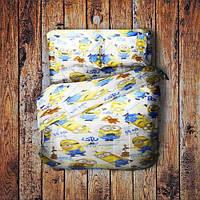 Детский комплект постельного белья Minions Junior 150х220