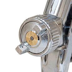 Краскопульт Sigma 6812031 MINI HVLP 0,8 мм, фото 2