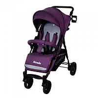 *Коляска детская прогулочная Carrello Strada Purple CRL-7305