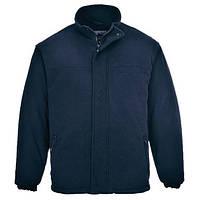 Куртка флисовая F500 XXL, Темно-синий