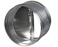 Vents Клапан обратный металлический (Круглый) КОМ 200