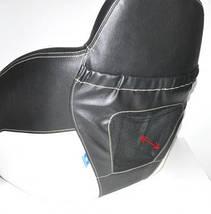Кресло капитанское Herbie система flip up, фото 3