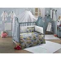 Детский комплект постельного белья Minions 110х140