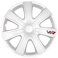 Колпак Колесный VR-Carbon (белый) R15