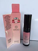 Женский мини парфюм с феромоном Versace Bright Crystal (Версаче Брайт Кристалл) 35 мл
