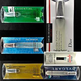 20 мл в прозрачной упаковке (на блистере) мужские
