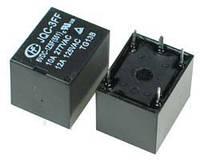Реле JZC-3FF 012V- 1HC 10A