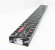 Акценты боковых юбок B669 (ХРОМ) - Hyundai YF Sonata / i45 (AUTO CLOVER), фото 3