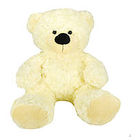 Детская мягкая игрушка, плюшевый мишка Ванюша, белый
