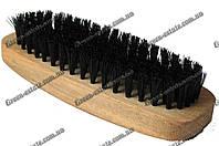 Щетка деревянная овальная