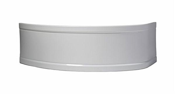 Панель до асимметричної ванни MIRRA 170 у комплектi з елементами крiплення