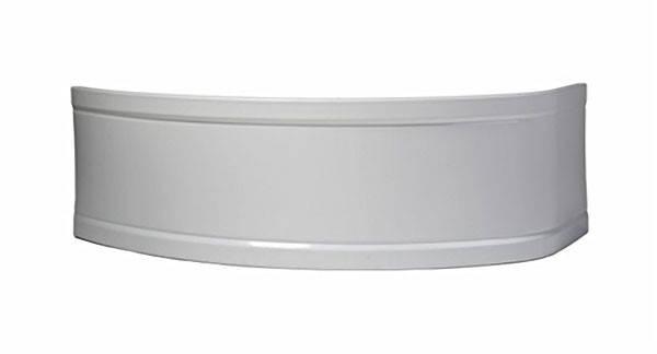 Панель до асимметричної ванни MIRRA 170 у комплектi з елементами крiплення, фото 2