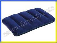 Подушка флокированная Intex