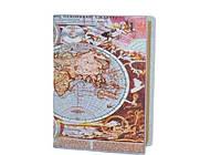 """Книга - сейф """"Карта мира"""" подарок на юбилей"""