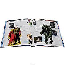 Энциклопедия Marvel Heroes, фото 3
