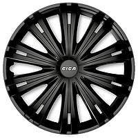 Колпак Колесный Giga Black (черный) R15