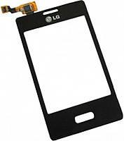 Тачскрин для LG E425 Optimus L3 II. чрный
