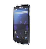 Cиликоновый чехол Matte Samsung i8580 белый, фото 3