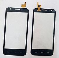 Тачскрин для Prestigio MultiPhone PAP 3450 DUO. чрный