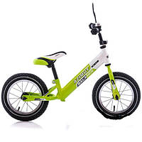 Детский велобалансир Azimut (беговел, велобег) Balance Bike 12