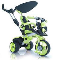 Велосипед трехколесный Injusa City Trike (Green 3263)
