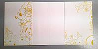 Диджипак 2-х лепестковый (цифровая печать)