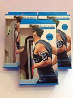 Чехол Sport iPhone 6 синий на руку в упаковке, фото 3