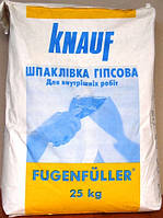 Шпаклевка гипсовая ФугенФюллер Knauf
