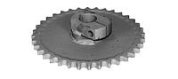 Звездочка  3518050-11940 (3518050-12430) ведомая привода вариатора мотовила (z=36, t=19,05)