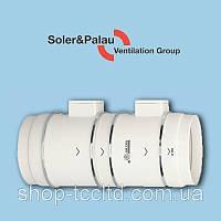 Вентилятор Soler&Palau TDx2-1000/250 MIXVENT SYSTEM канальный, фото 1