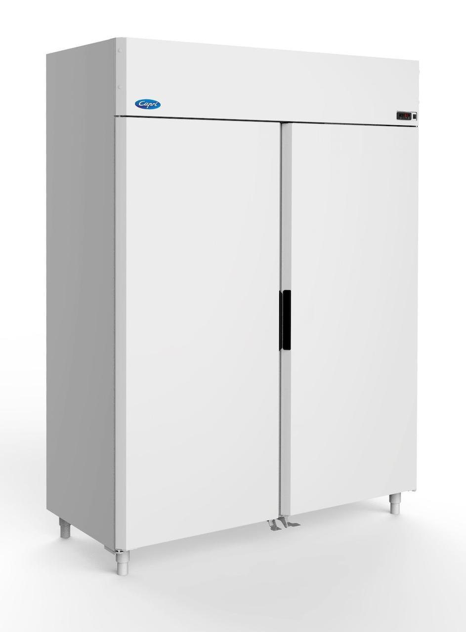 Шкаф холодильный с глухой дверью КАПРИ 1,5 МВ