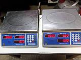 Весы торговые Икс-маркет ICS-15 NT бу, весы продуктовые б/у, фото 2