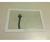 Тачскрин для Samsung P7100 Galaxy Tab 10.1/P7500/P7501/P7510/T859/i905. белый