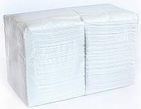 Салфетки бум. BuroClean 24х24см 400шт 1сл. белые