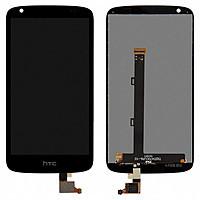Дисплей для HTC 526G Desire Dual Sim + touchscreen. чрный