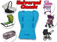 Универсальный детский матрасик Universal Classic, фото 1