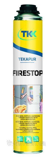 Огнестойкая пена TКК Tekapur
