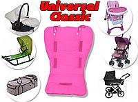 Матрасик в коляску и автокресло Universal Classic