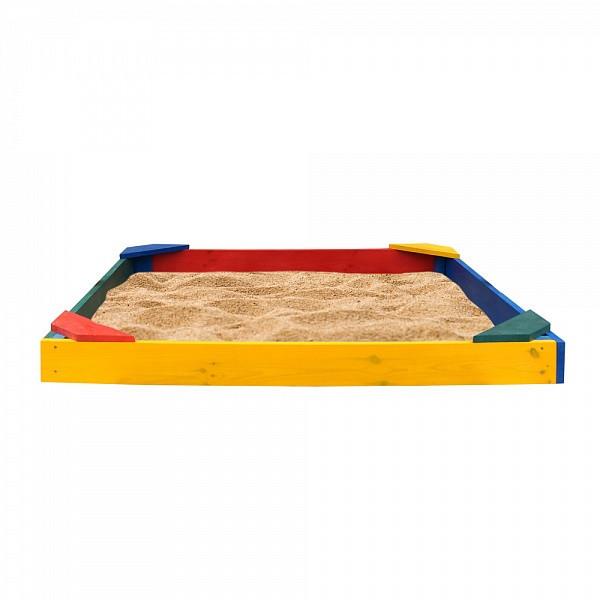 """Детская деревянная песочница """"Песочница ракушка-15"""""""