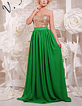 Женское нарядное вечернее платье в пол с пайеткой (9 цветов), фото 8