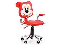 Детское кресло Halmar Mike красный