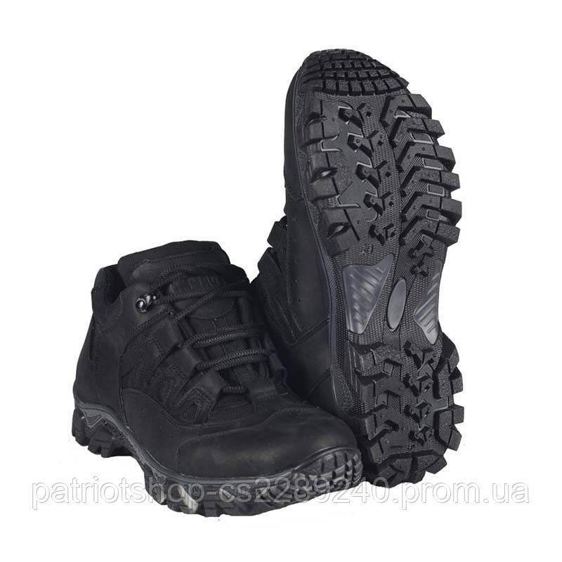Взуття тактичні кросівки Leopard чорні M-TAC - PatriotShop в Тернополе 45bb40c72c676