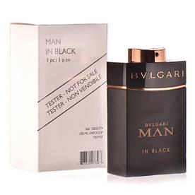 Bvlgari Man in Black(Булгари мэн ин блэк), мужской тестер