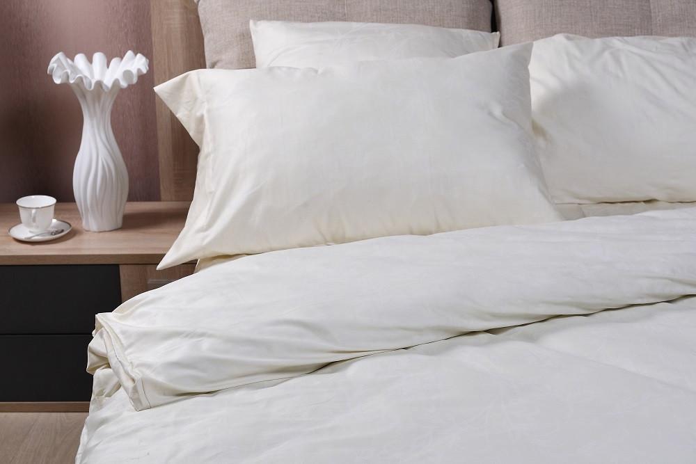 Комплект постельного белья полуторный Tender Beige