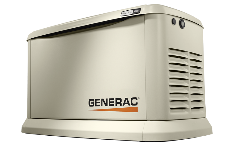 Трехфазный газовый генератор GENERAC QT 7078 (16,0 кВт)