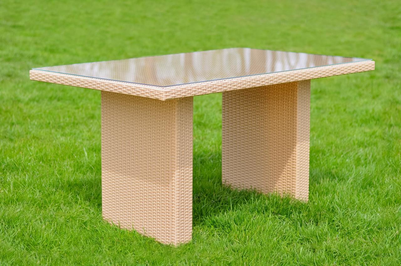 Журнальнный столик из ротанга Круиз