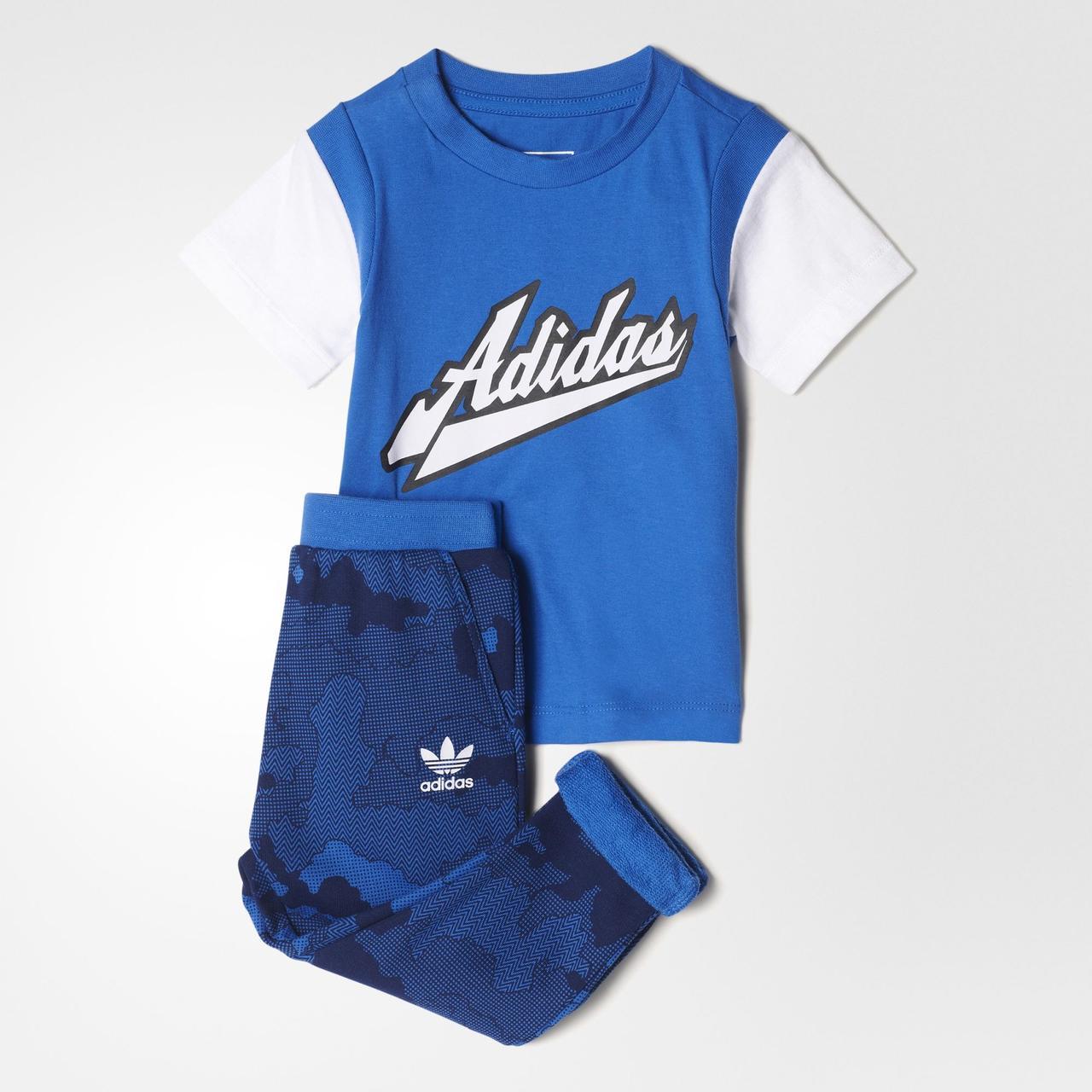 Детский костюм Adidas Originals Pants (Артикул: BJ8437)