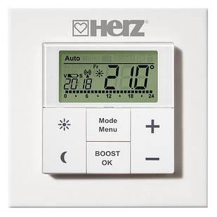Настенный термостат+ для ETKF+