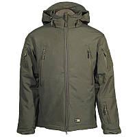 Куртка з підкладкою Soft Shell OLIVE M-TAC