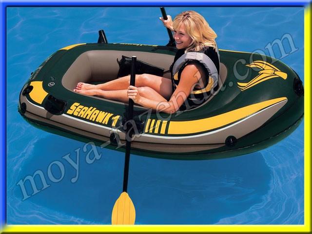 Лодка для одного человека (SeaHawk 1)